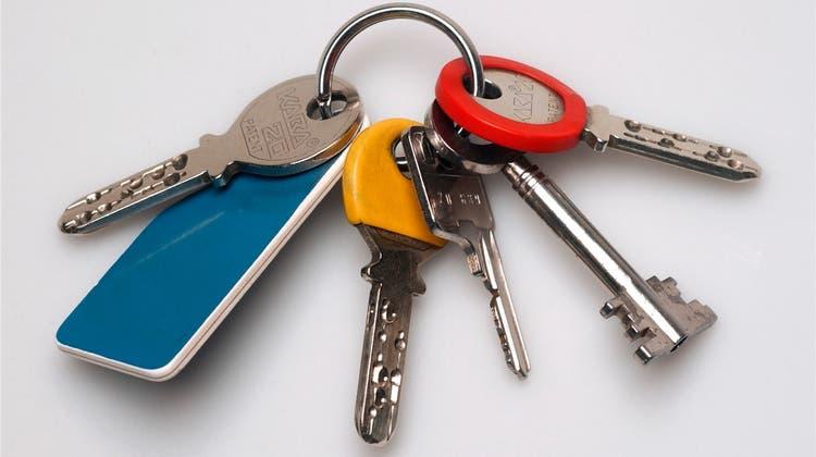 Diebe können heute Schlüssel einfach mit 3-D-Druckern kopieren
