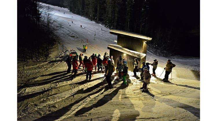 Skifahren muss für Grenchner irgendwie sein