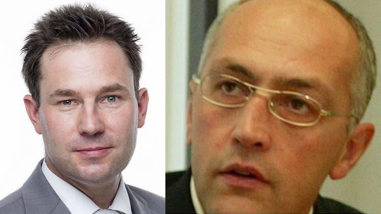 Flugblatt heizt Wahlkampf an: Knatsch zwischen FDP-Kandidat und CVP