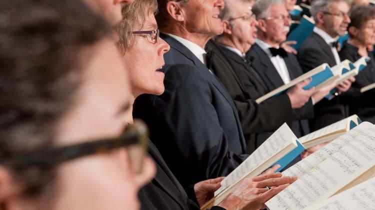 Der Kammerchor präsentiert heilige Musik – total modern