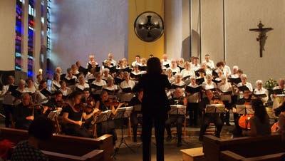 Marias Lobgesang ertönt in der Windischer Marienkirche