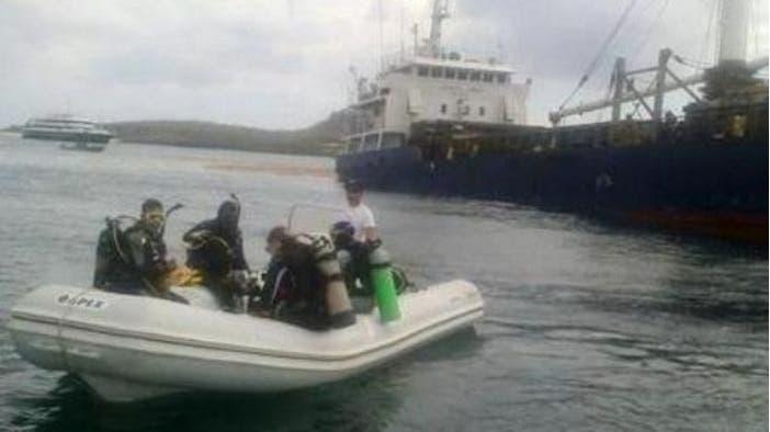 Ecuador will Öltanker vor Galapagos-Inseln versenken