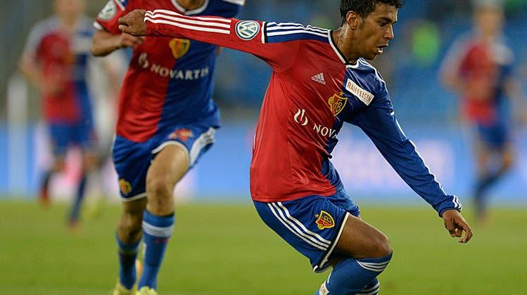 FC Basel leiht Hamoudi an ägyptischen Meister