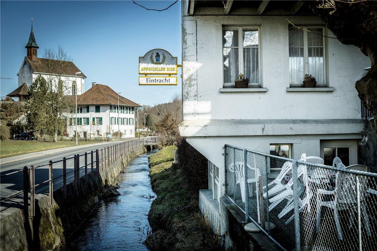 Wirtin der «Eintracht» in Uerkheim schliesst nach nur einem Jahr