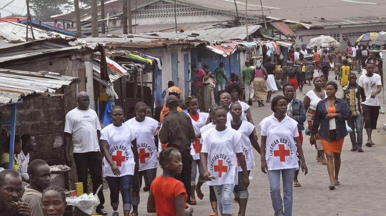 Düstere Prognose: Ebola-Epidemie könnte ganz Subsahara-Afrika erfassen