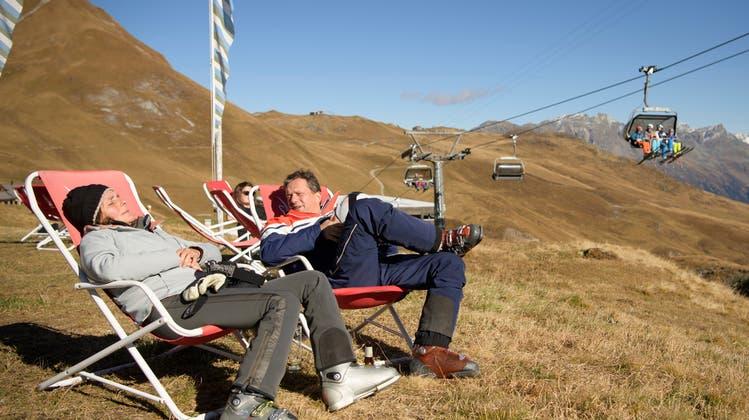 Ab auf die Piste, solange es noch geht: Forscher befürchten Untergang vieler Skigebiete