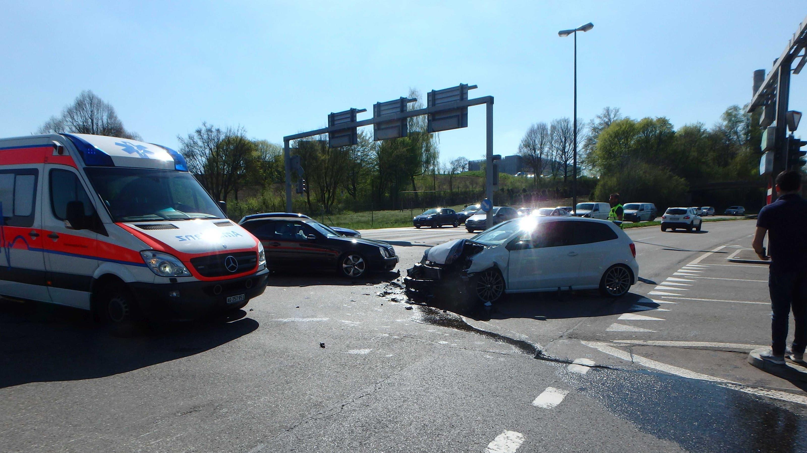 Den Sachschaden schätzt die Kantonspolizei auf 30'000 Franken.