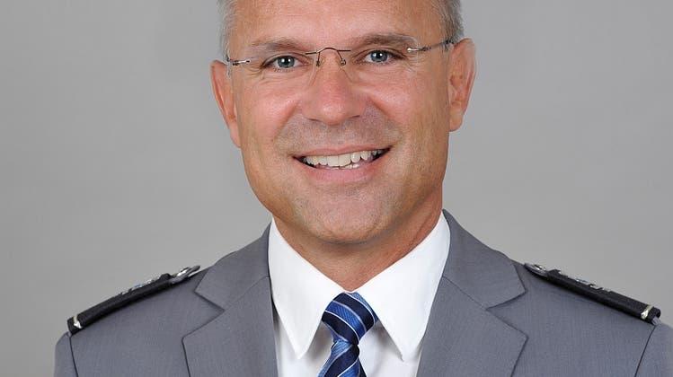 Markus Wohlhauser ist neuer Stabschef der Stadtpolizei