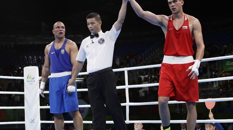 """Rio hat sein erstes Skandal-Urteil: Punkterichter """"schenken"""" russischem Boxer die Goldmedaille"""