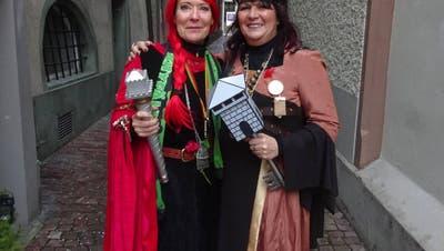 Kaiseraugst und Rheinfelden in weiblicher Hand