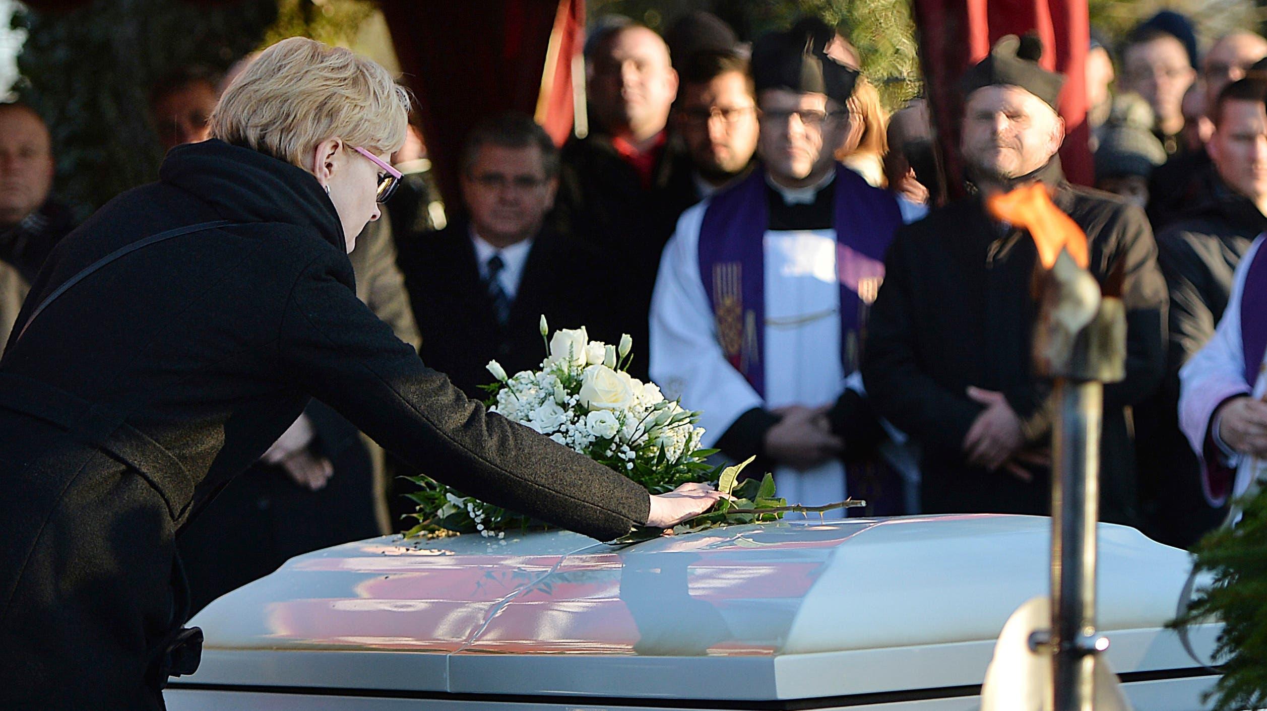 Berlin-Anschlag: Polnischer Chauffeur beerdigt