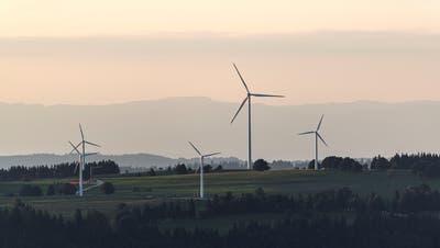 Windpark Burg stösst auf Gegenwind