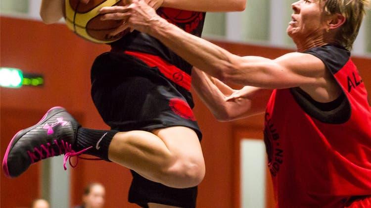 Neuer Name, neues Team: Die Badener Basketballerinnen gehen wunschlos glücklich in die Saison