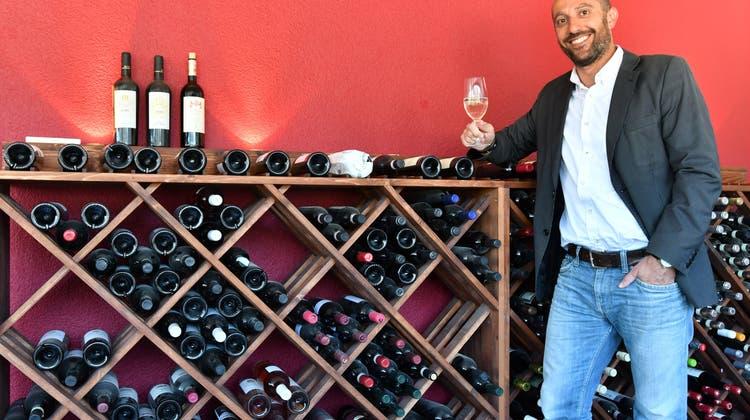 Duroc Weinimport ist umgezogen – auch mehr Geschäftsfläche lockte