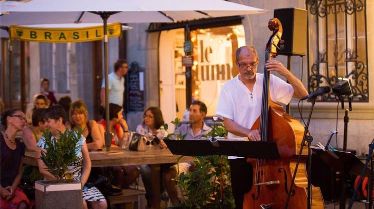 Dieser Musiker träumt von einem Tag, an dem die ganze Schweiz erklingt
