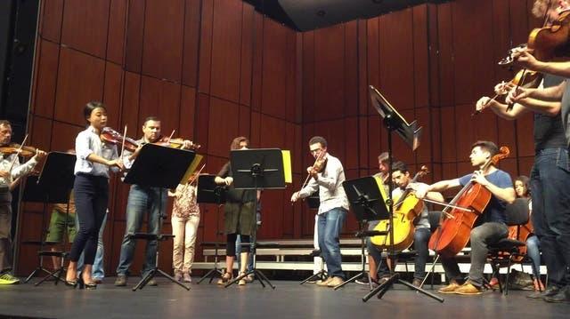 Das Musical Theater hat die Vorprobe für klassische Konzerte brilliant bestanden
