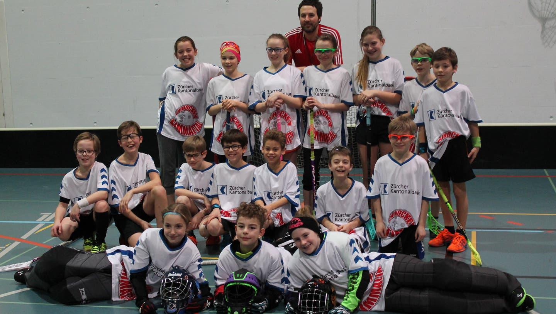 Der Schweizer Nationalcoach trainiert die Junioren von Unihockey Limmattal