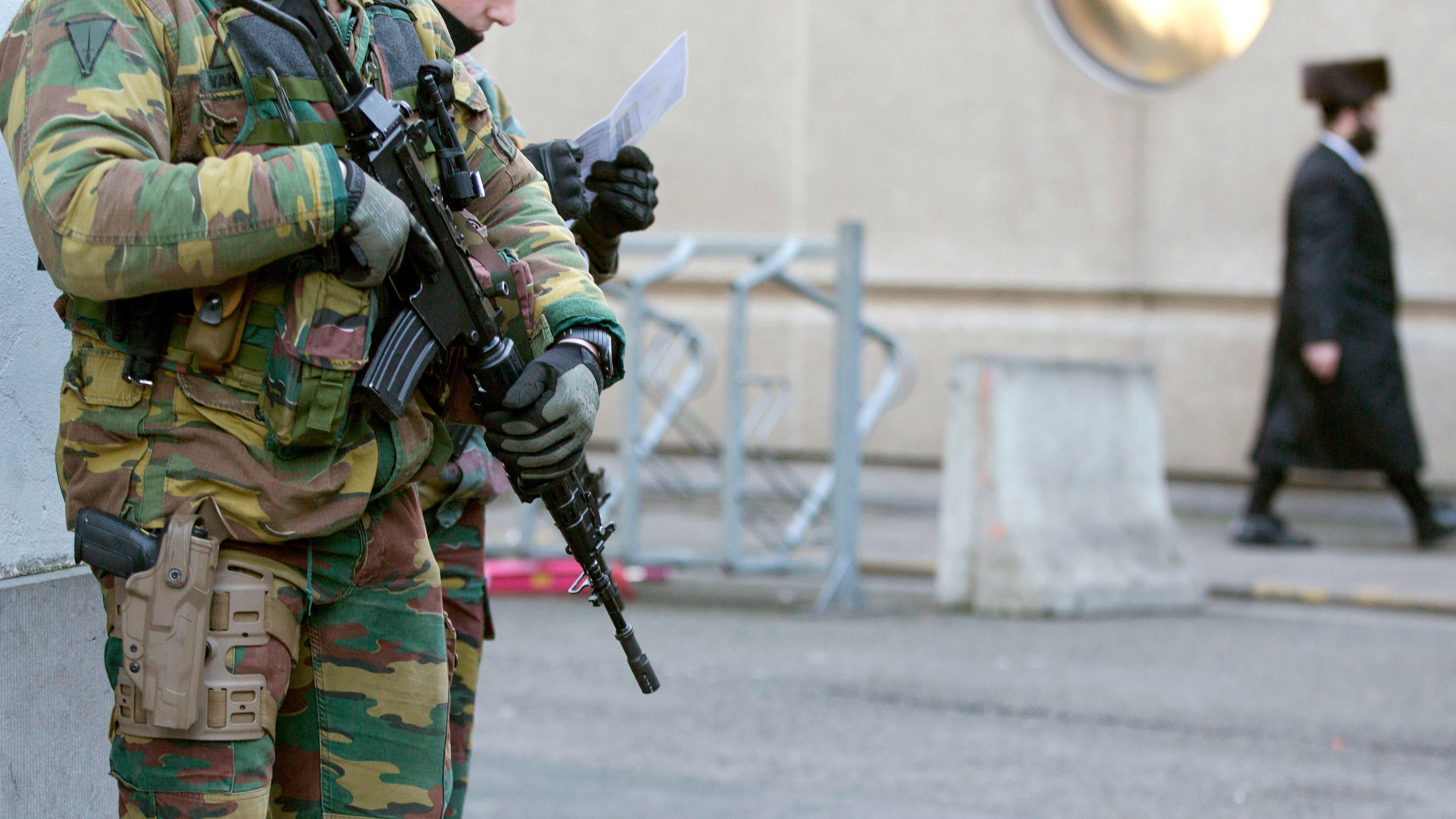 Vereitelter Terroranschlag in Antwerpen, Belgien (23. März 2017)