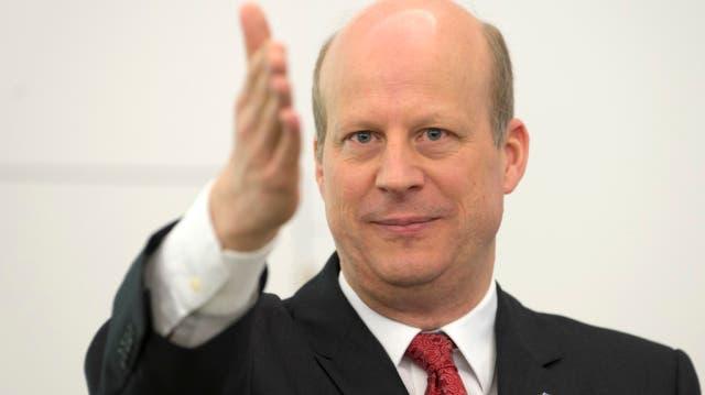 Baloise verabschiedet CEO Martin Strobel