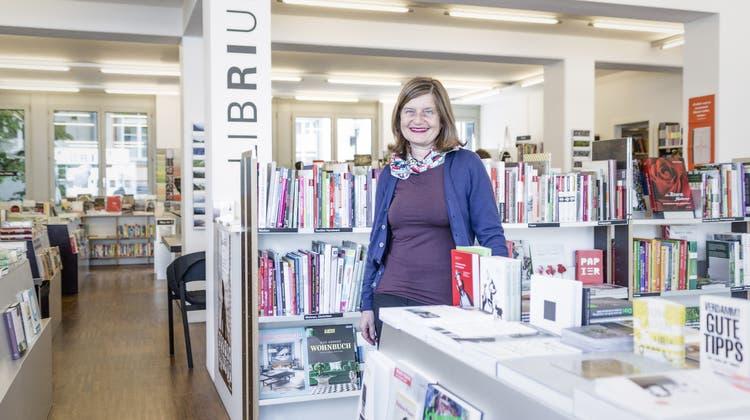 Die Buchhändlerin Susanne Jäggi ist in den Olymp der Literaturkritik berufen