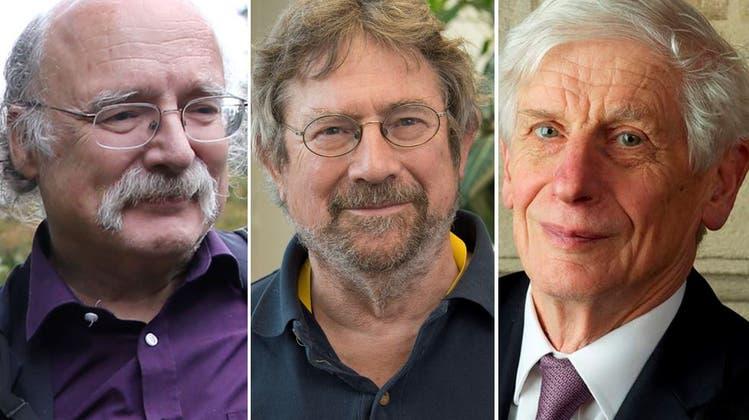 ETH-Professor: «Nobelpreisträger legten auch die Grundpfeiler für meine Arbeit»