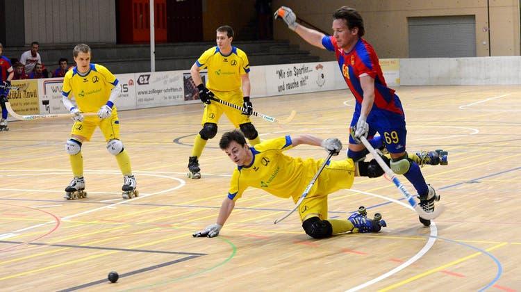 RHC Basel geht gegen Uri mit 2:6 unter