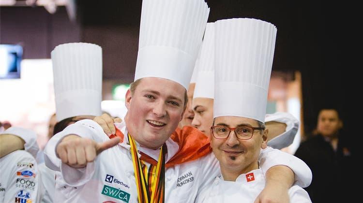 Archer Jungkoch führt Nationalmannschaft zu Silber
