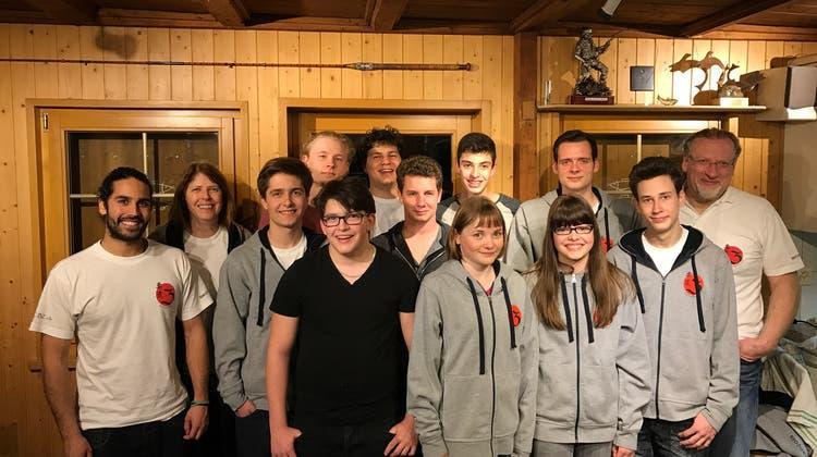8. GV vom Judo Club Bad Zurzach