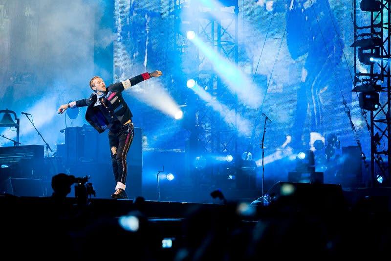 Coldplay für imSchweinwerfer.ch