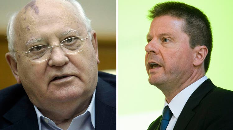 Green-Cross-Debakel: Gorbatschow schiesst weiter gegen Bäumle