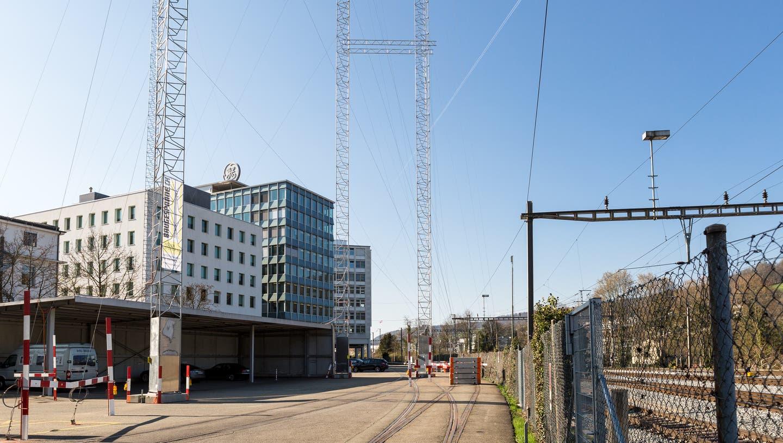 Nach Beschwerde: ABB nimmt zweiten Anlauf für das Hochhaus «Ost»