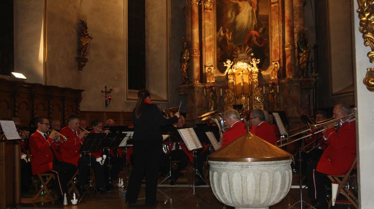 Adventskonzert Musikverein Gretzenbach