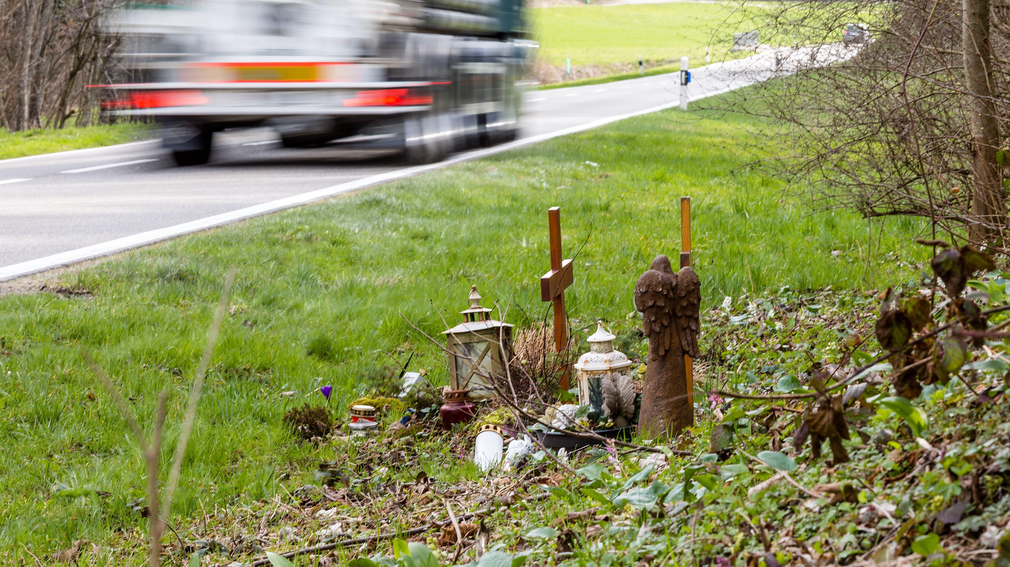 Postauto-Unfall in Endingen