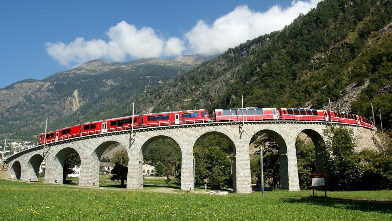 Die 11 Natur- und Kulturhighlights der Schweiz