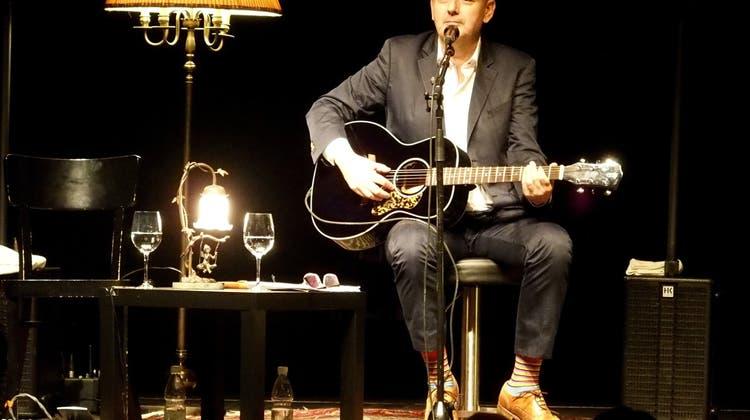 Philipp Fankhauser im Nordportal: Initime Geständnisse eines Bluesmusikers