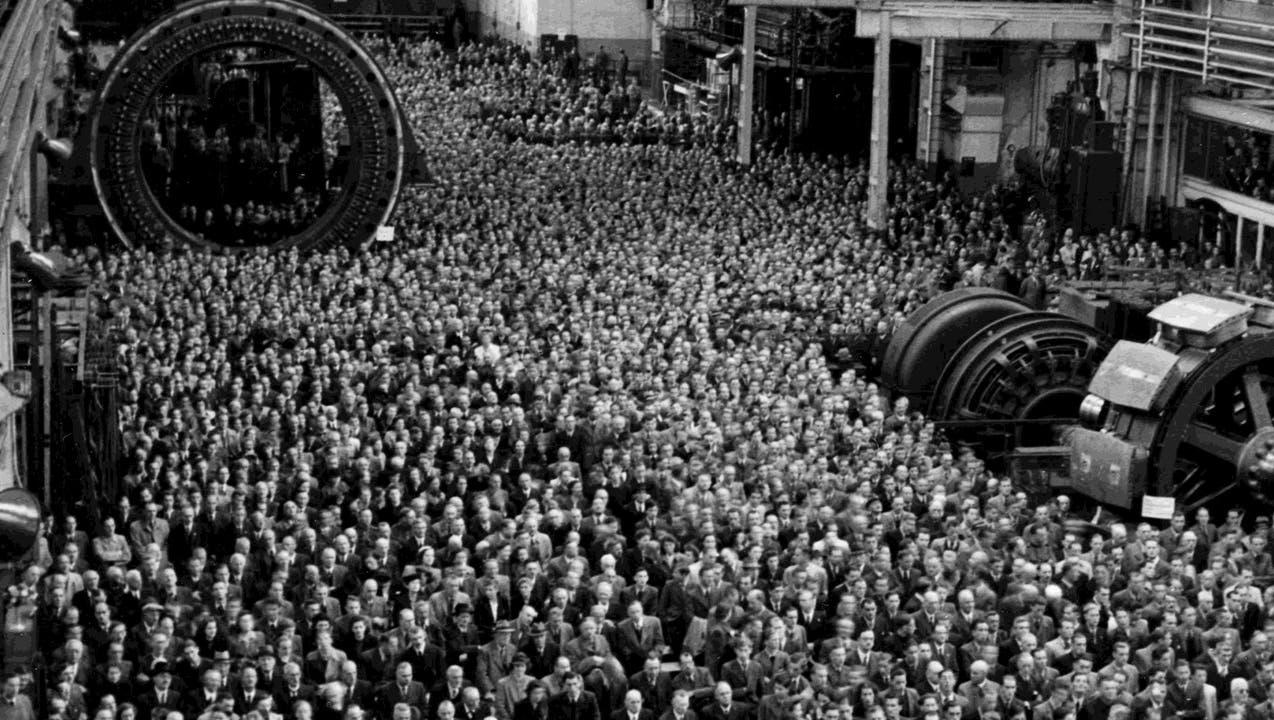 1891 wurde die wichtigste Firma Badens gegründet