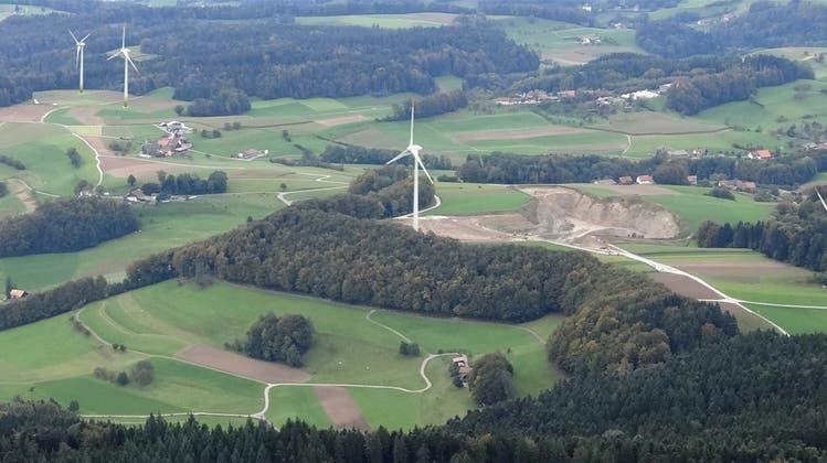 Aus für grünes Energieprojekt: Windpark der CKW wird abgeblasen