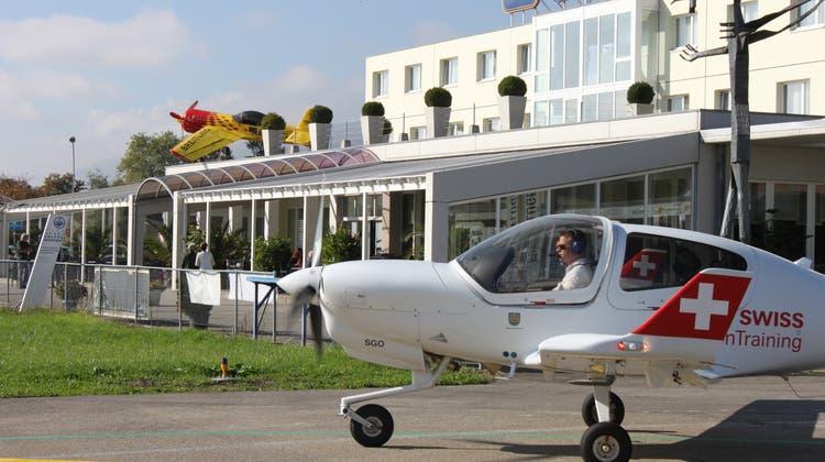 Grenchen bleibt Ausbildungs-Standort für Swiss-Piloten
