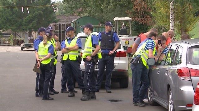 Explosion mit selbst gebastelten Knallkörpern – Brugger Sprengstoffnarr kassiert Busse