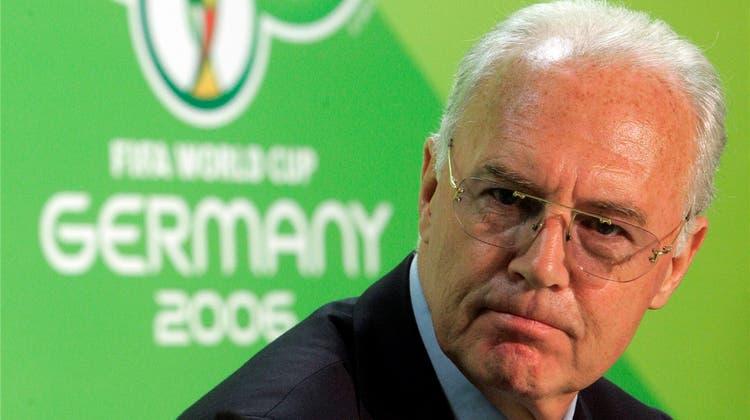 Mit der Lichtgestalt Franz Beckenbauer verliert auch der Sport seine Unschuld