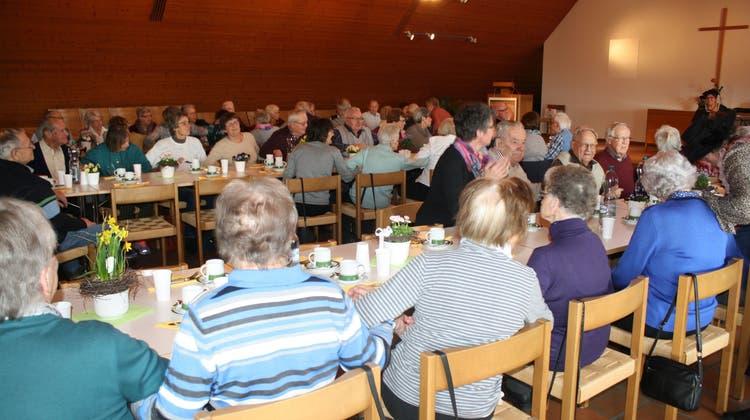 Niedergösger - Seniorennachmittag