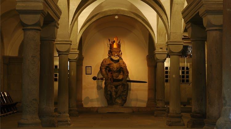 Historische Orte (II): Wo Karl dem Hirsch nachstellte