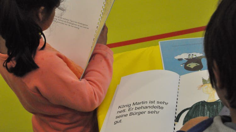 Wie ein Mondbär das Deutsch an der Multikulti-Schule verbessert