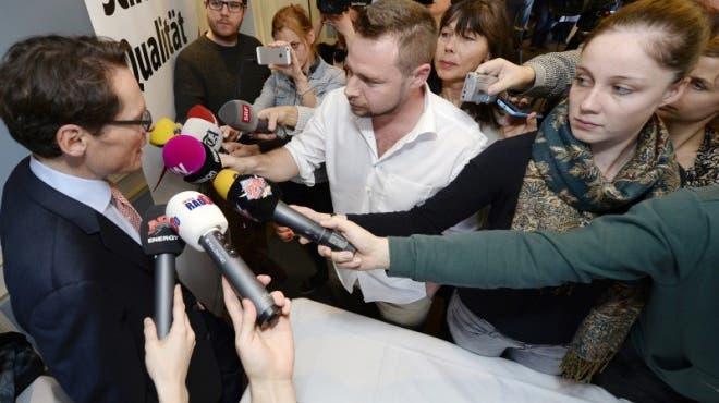 SP verliert in den Medien an Terrain