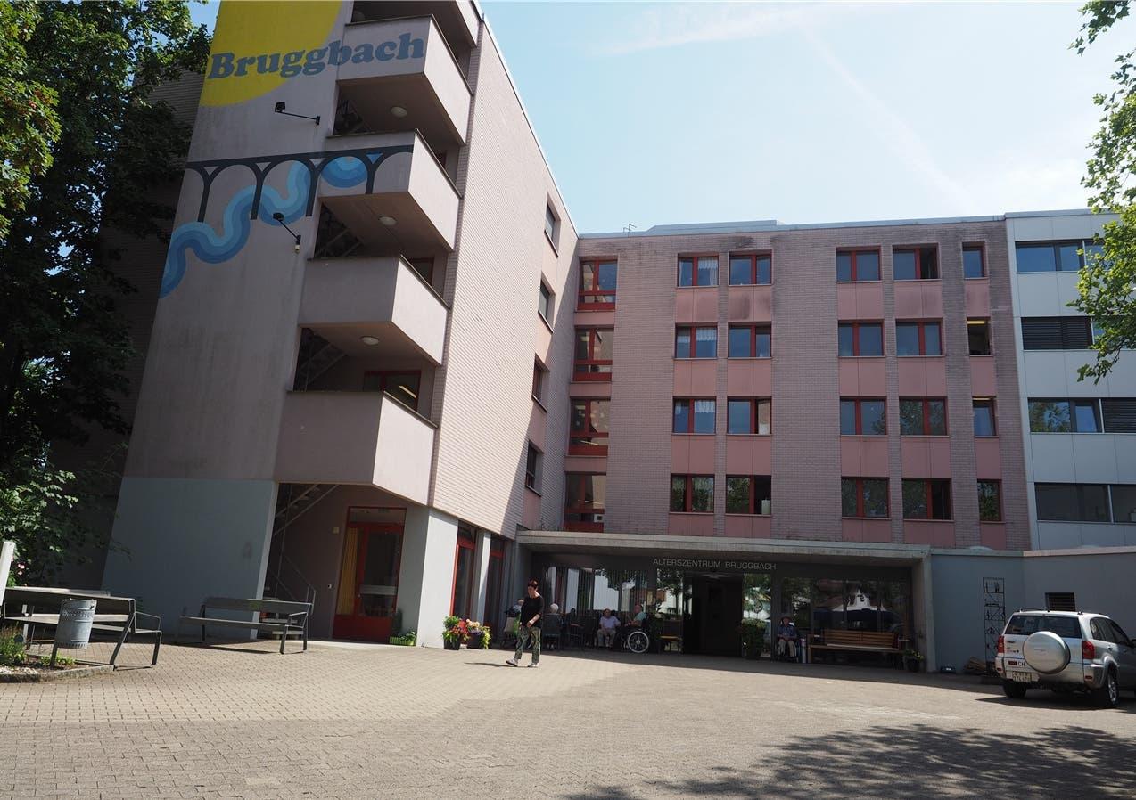 Das Alterszentrum Bruggbach in Frick. (Archiv)