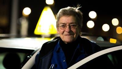 Rosi Gadient – ihr Taxi ist nachts der Spiegel der Gesellschaft