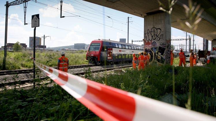 Brandstifter trafen SBB-Achillesferse – und nahmen Freiheitsstrafe in Kauf