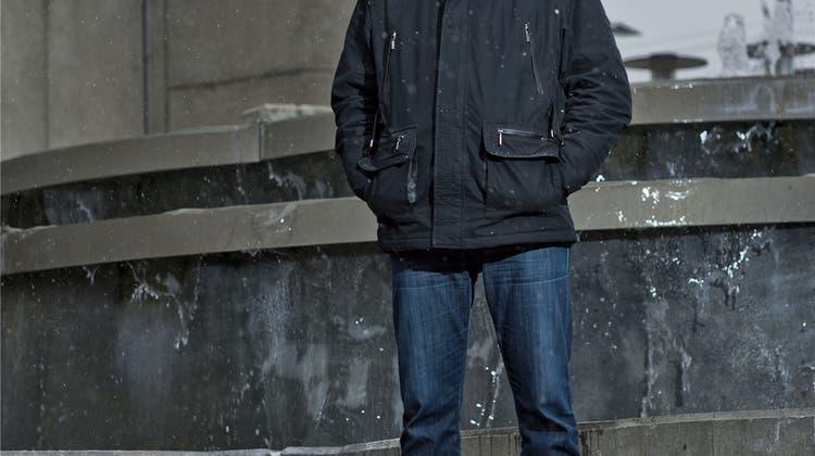Er ist der Regisseur und Heimweh-Badener aus Warschau