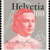 Würdigung: Post produziert Sondermarke für erste Schweizer Ärztin