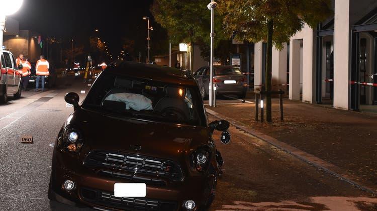 Autounfall fordert drei Verletzte